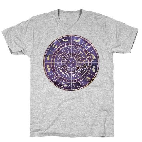 Zodiac Calendar T-Shirt