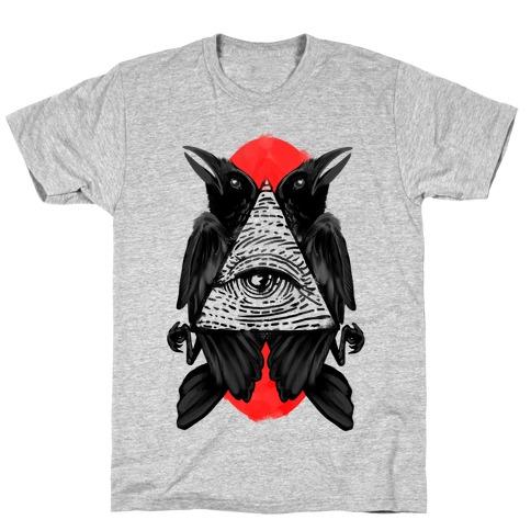 Crow's Illuminati T-Shirt