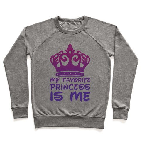My Favorite Princess Pullover