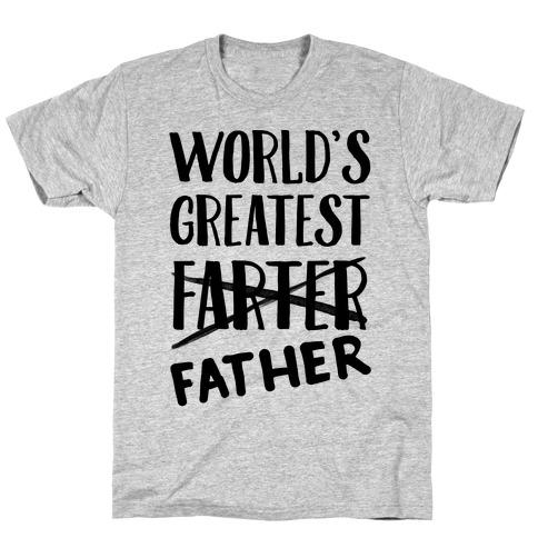 World's Greatest Farter T-Shirt