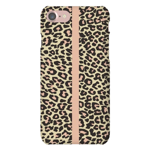 Leopard Stripe Pattern Case Phone Case