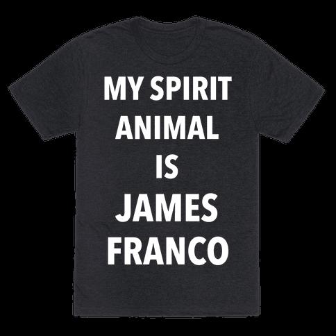 My Spirit Animal Is James Franco