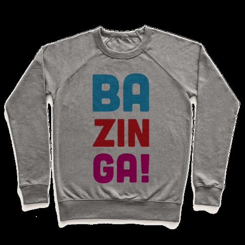BAZINGA! Pullover