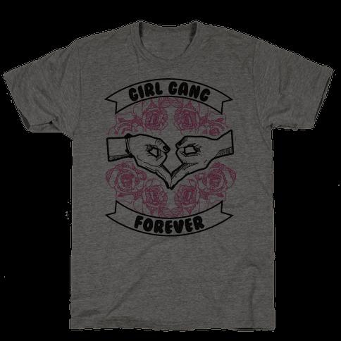 Girl Gang Forever Mens T-Shirt