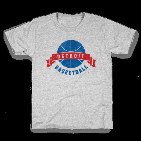 Boston Basketball Kids T-Shirt