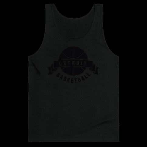 Boston Basketball Tank Top