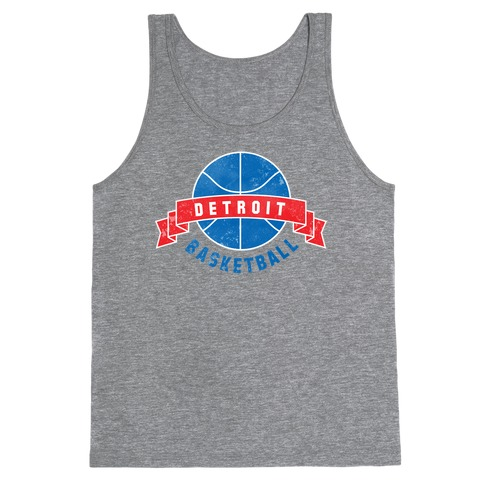 Boston Basketball Tank Top