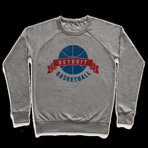 Boston Basketball Pullover