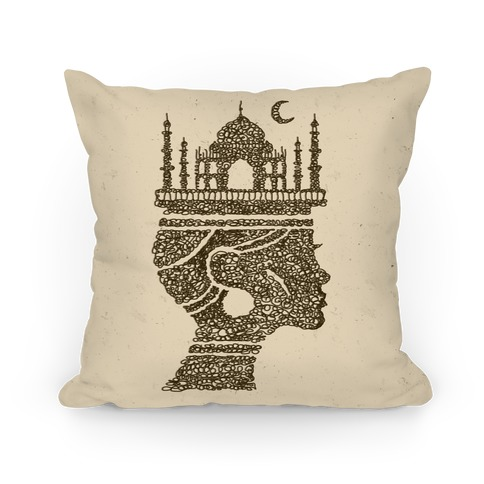 Taj Madame Pillow