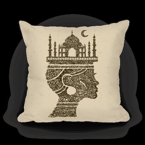 Taj Madame Pillow