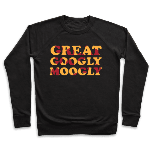 Great Googly Moogly Pullover