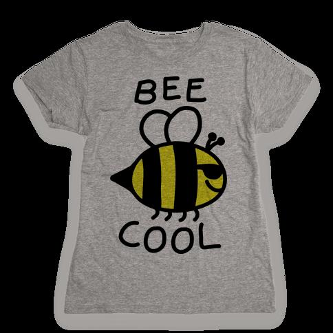 Bee Cool Womens T-Shirt