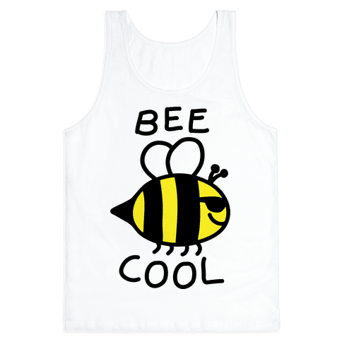 Bee Cool Tank Top