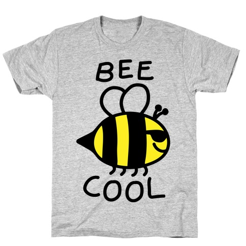 Bee Cool Mens/Unisex T-Shirt