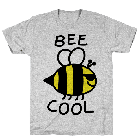 Bee Cool Mens T-Shirt