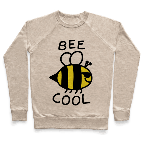 Bee Cool Pullover