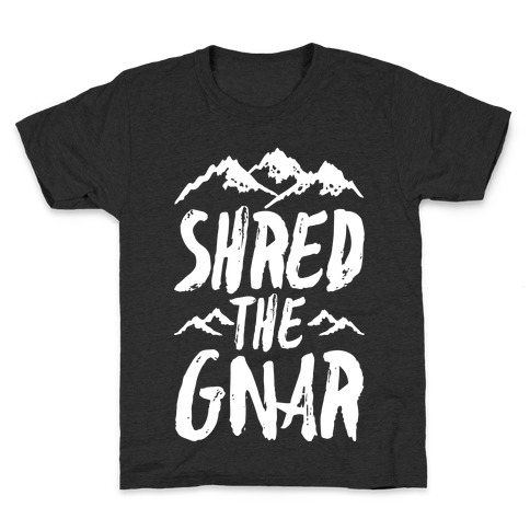 Shred the Gnar Kids T-Shirt