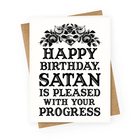Funny Birthday Card – gangcraft.net
