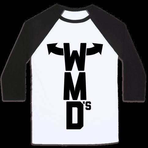 WMD's Baseball Tee
