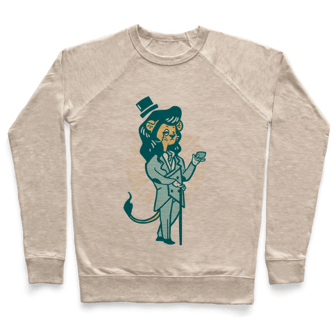 Dandy Lion (Dandelion) Pullover
