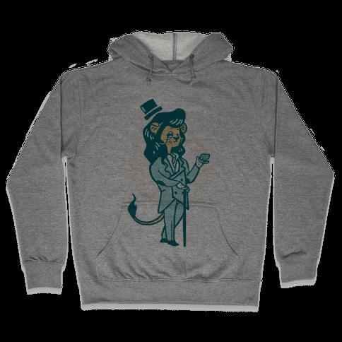 Dandy Lion (Dandelion) Hooded Sweatshirt