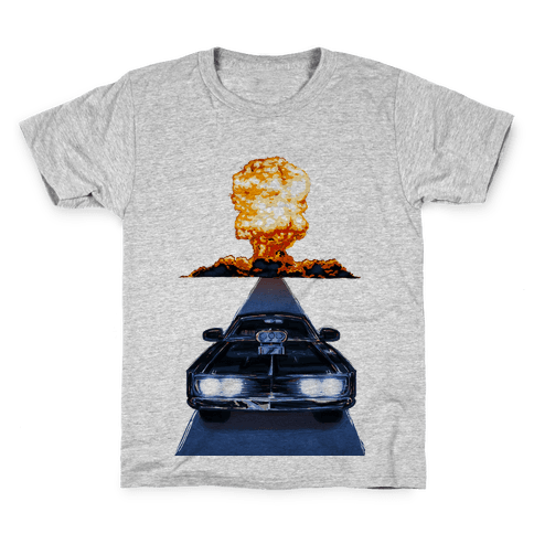 The Getaway Car Kids T-Shirt