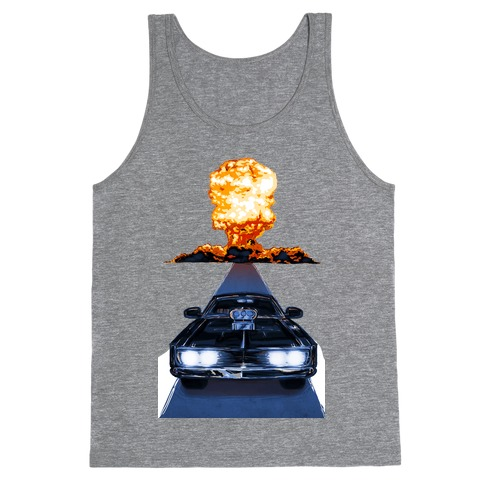 The Getaway Car Tank Top