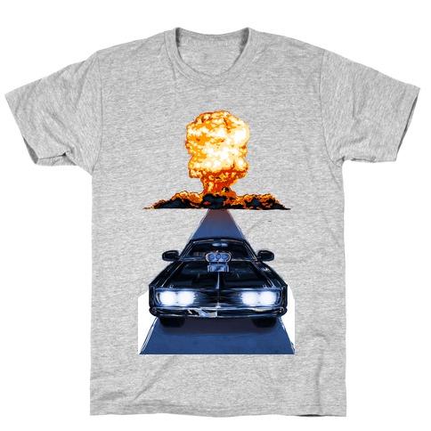 The Getaway Car T-Shirt
