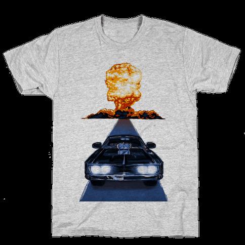 The Getaway Car Mens T-Shirt