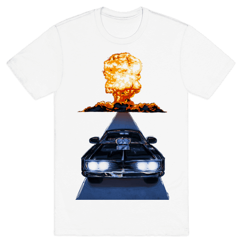 The Getaway Car Mens T-Shirt