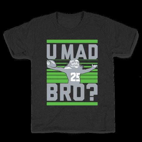 U Mad Bro? Kids T-Shirt