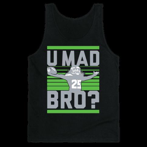 U Mad Bro? Tank Top