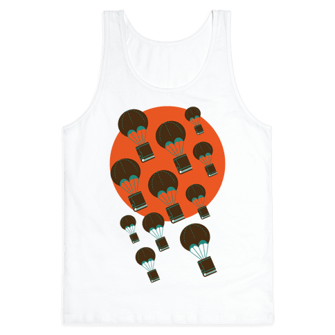 Book Drop Tank Top