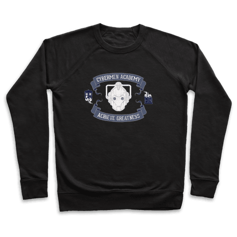 Cybermen Academy Pullover