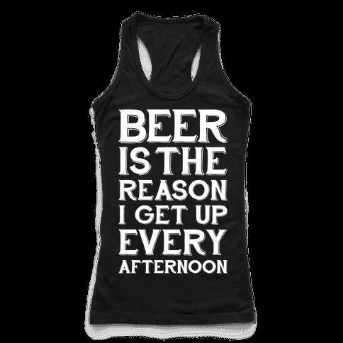 Beer Is The Reason