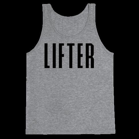 Lifter Tank Top