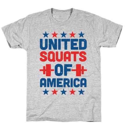 United Squats of America T-Shirt