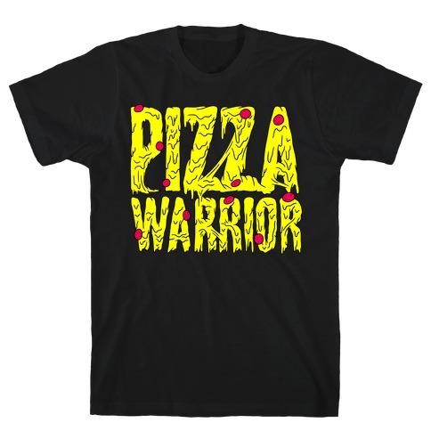 Pizza Warrior T-Shirt