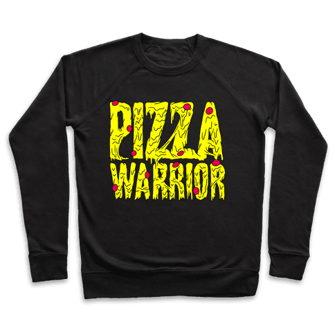 Pizza Warrior Pullover