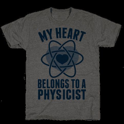 My Heart Belongs to a Physicist