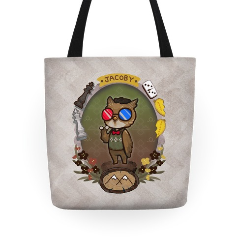 Dr Jacoby Tote Tote