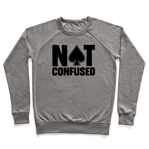 Not Confused Pullover