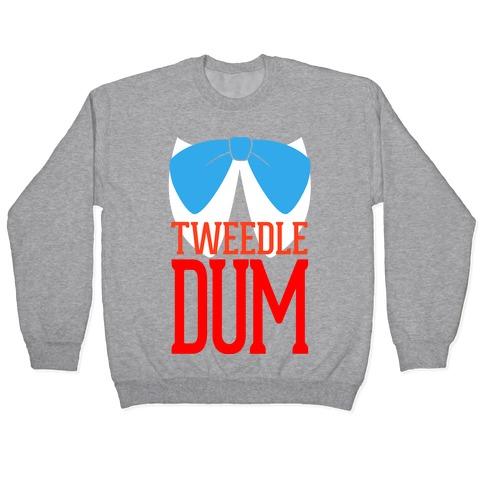 Tweedle Dum Pullover