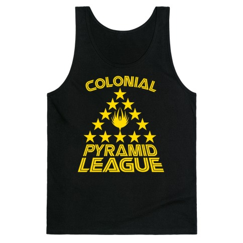 Colonial Pyramid League Tank Top