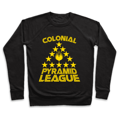 Colonial Pyramid League Pullover