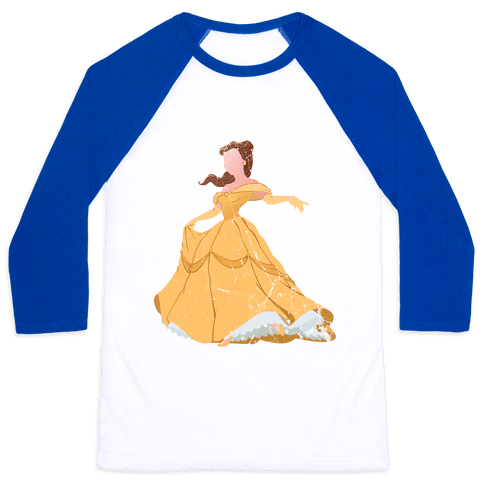 Beautiful Princess Baseball Tee