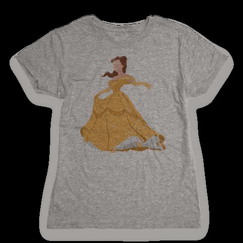 Beautiful Princess Womens T-Shirt