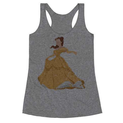 Beautiful Princess Racerback Tank Top