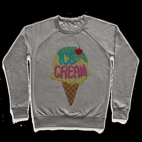 Ice Cream (Tank) Pullover