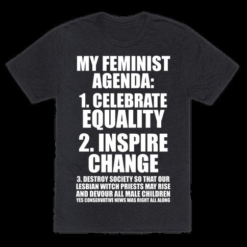 My Feminist Agenda